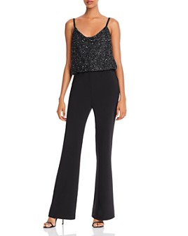 Parker - Perth Sequin Bodice Jumpsuit