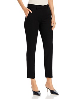 T Tahari - Ankle Straight-Leg Pants