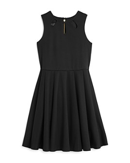 Laundry by Shelli Segal - Girls' Keyhole Fit-and-Flare Dress - Big Kid