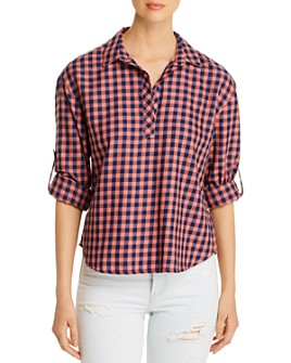 Tommy Bahama - Bonita Checked Popover Shirt