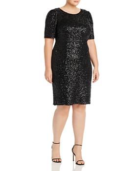 Plus Size Dressy Dresses - Bloomingdale\'s