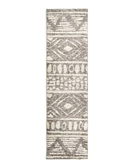 "Palmetto Living - Casablanca Tribal 07 Area Rug, 2'3"" x 8'0"""