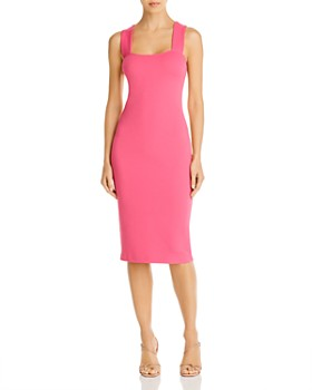 Betsey Johnson - Bodycon Midi Dress