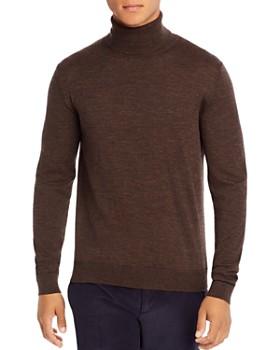 The Kooples - Merino Wool & Cashmere Turtleneck Sweater