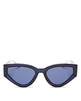 Dior - Women's Dior1 Cat Eye Sunglasses, 53mm