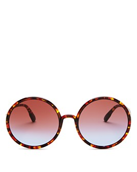 Dior - Women's SoStellaire3 Round Sunglasses, 59mm