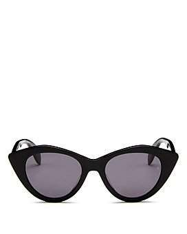 rag & bone - Women's Cat Eye Sunglasses, 49mm