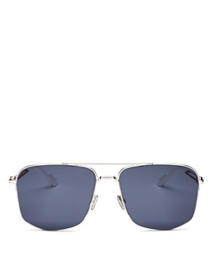 Dior Men\\\'s Dior180 Brow Bar Aviator Sunglasses, 60mm-Jewelry & Accessories