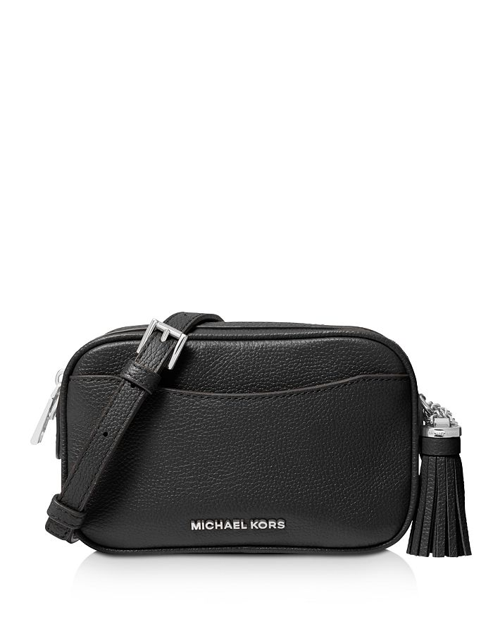 MICHAEL Michael Kors - Small Leather Camera Belt Bag Crossbody