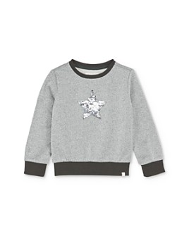 Sovereign Code - Girls' Mila Flip-Sequin Star Sweatshirt - Little Kid, Big Kid