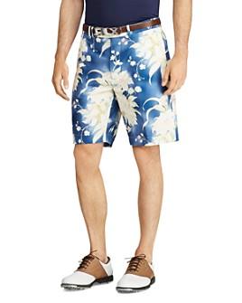 Polo Ralph Lauren - Floral Classic Fit Golf Shorts