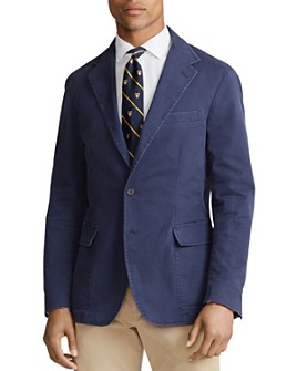 Polo Ralph Lauren - Stretch Chino Unconstructed Fit Sport Coat