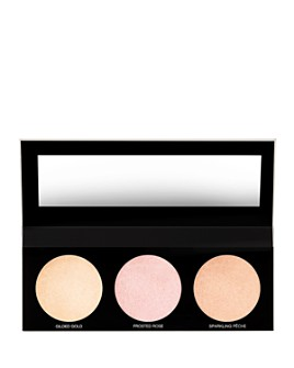Lancôme - Dual Finish Highlighter Palette, Holiday 2019 Edition