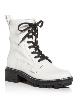 Women's Shiloh Combat Boots by Rag & Bone