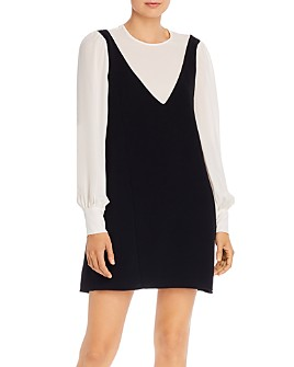 Cinq à Sept - Mercer Layered Shift Dress