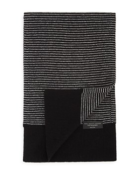 The Men's Store at Bloomingdale's - Zig-Zag Scarf - 100% Exclusive