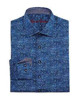 Robert Graham - Boys' Havilland Dress Shirt - Big Kid