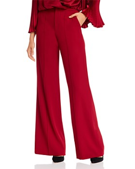 Alice and Olivia - Dylan Wide-Leg Pants