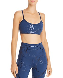 Beyond Yoga - Lost Your Marbles Sports Bra