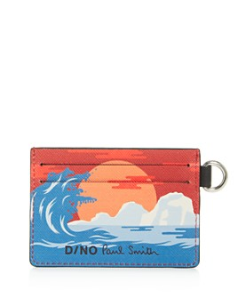 Paul Smith - Dino Leather Card Case