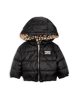 Burberry - Boys' Rayan Reversible Hooded Down Jacket - Baby