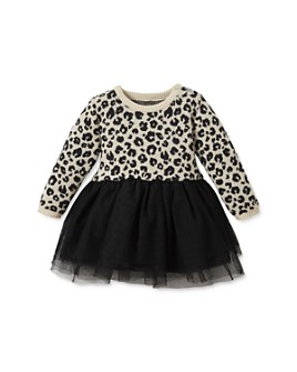 Elegant Baby - Girls' Leopard Tutu Dress - Baby