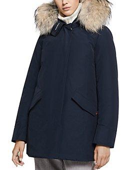 WOOLRICH - Arctic Fur-Trim Down Parka