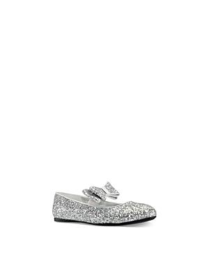 Nina Girls\\\' Zondra Bow Ballet Flats - Walker, Toddler, Little Kid, Big Kid