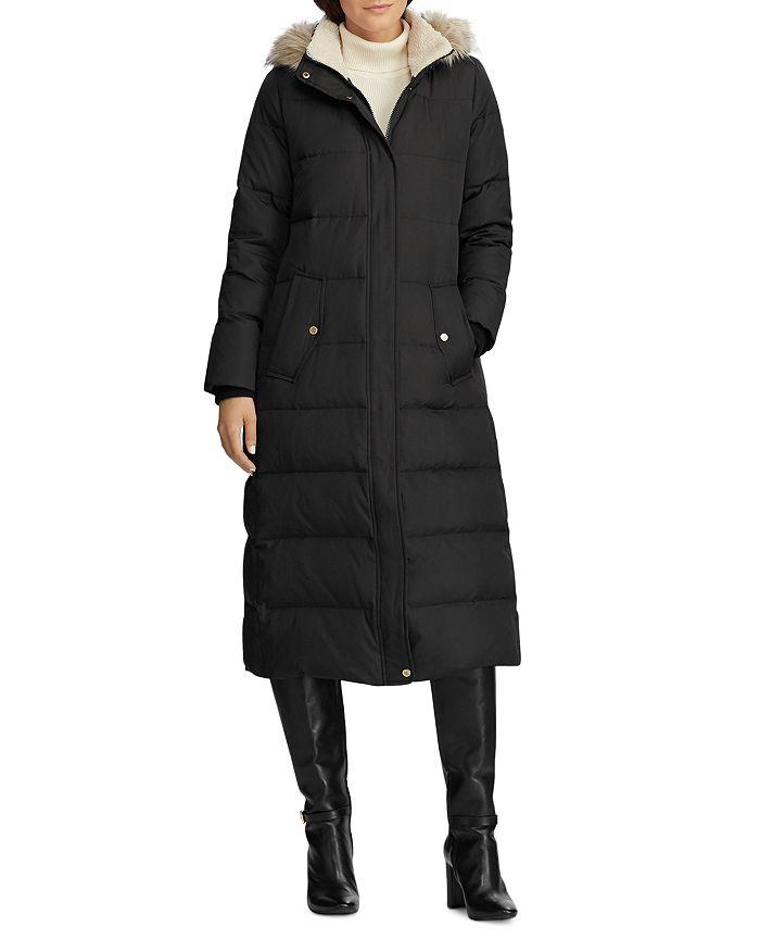 Ralph Lauren - Hooded Trench Coat