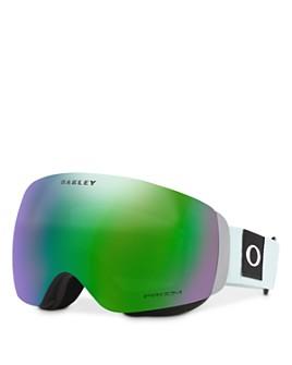 Oakley - Unisex Flight Deck Mirrored Ski Goggles