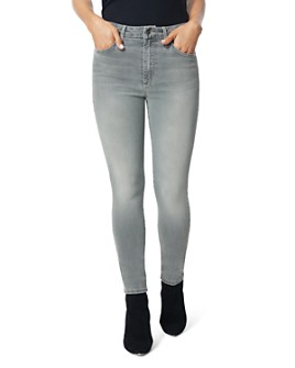 Joe's Jeans - The Hi Honey Skinny Ankle Jeans in Moonshine