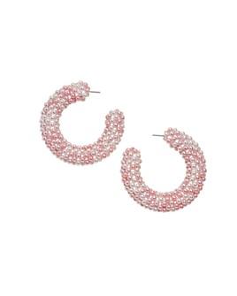 BAUBLEBAR - Amazon Hoop Earrings