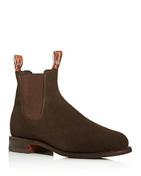 R.M. Williams - Men's Comfort Turnout Chelsea Boots