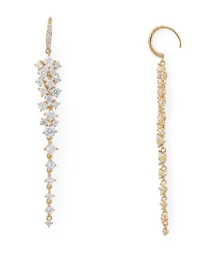 Nadri - Astor Linear Drop Earrings