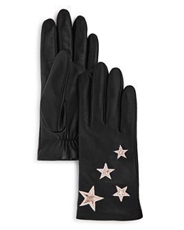 AQUA - Star Leather Tech Gloves - 100% Exclusive