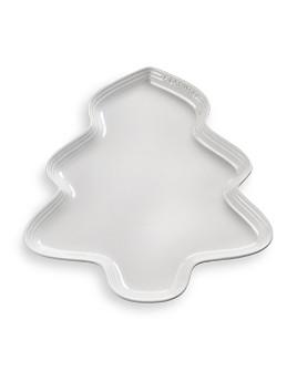 Le Creuset - Christmas Tree Platter