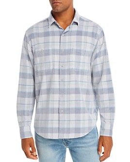 Tommy Bahama - Del Coast Corduroy Classic Fit Plaid Shirt