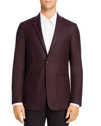 Theory - Gansevoort Slim Fit Suit Jacket