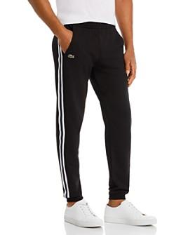 Lacoste - Side-Stripe Jogger Pants