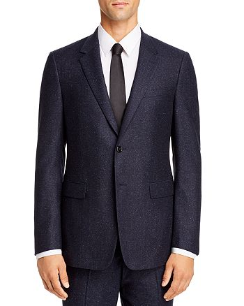 Theory - Chambers Donegal Slim Fit Suit Jacket