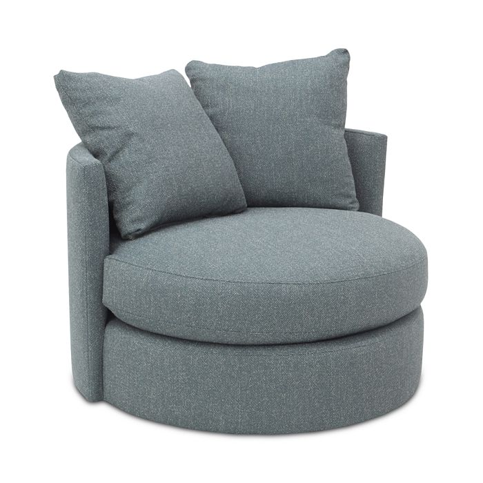 Bloomingdale's Artisan Collection - Hazel Swivel Chair