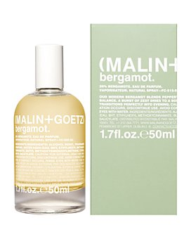 MALIN and GOETZ - Bergamot Eau de Parfum 1.7 oz.