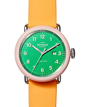 Shinola - The Islander Detrola Watch, 43mm
