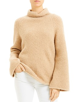 Theory - Textured Turtleneck Sweater