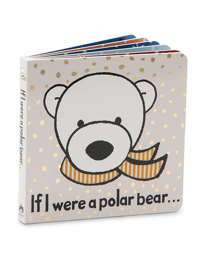 Jellycat - If I Were A Polar Bear Book - Ages 0+