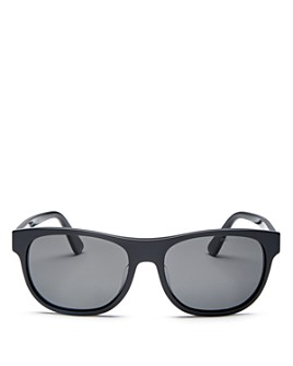 Prada - Men's Polarized Square Sunglasses, 56mm