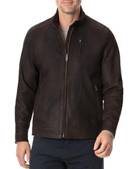 Rodd & Gunn - Westhaven Leather Jacket