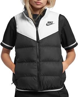 Nike - Windrunner Reversible Down Puffer Vest