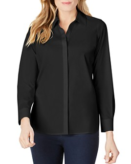 Foxcroft - Kylie Cotton Stretch Non-Iron Shirt
