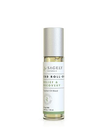 Sagely - Relief & Recovery CBD Roll-On 0.3 oz.